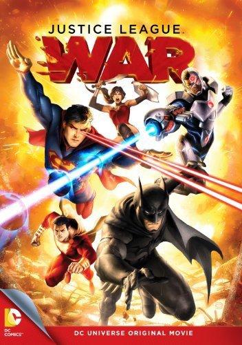 Justice League War Movie